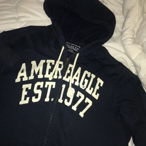 Oversized cute American eagle outfitters jacket XL